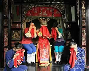 Marriage Ritual Of The Tujia People