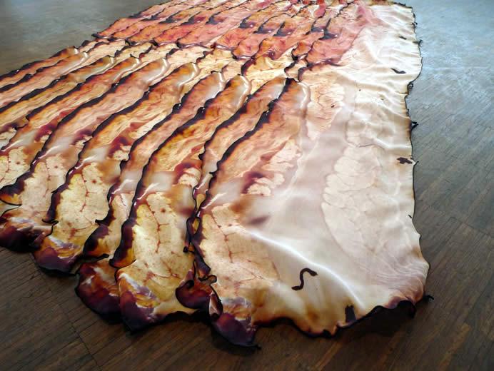 Bacon Scarf | Fou Lard Scarf