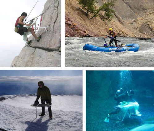 Extreme Ironing Sport