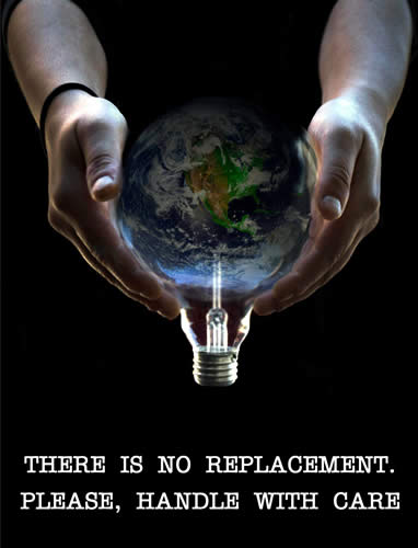 Poster - Handle Our Earth With Care