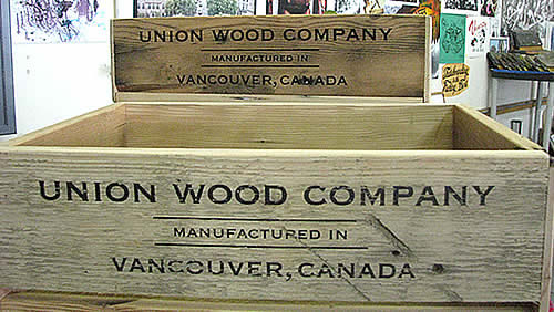 Union Wood Company