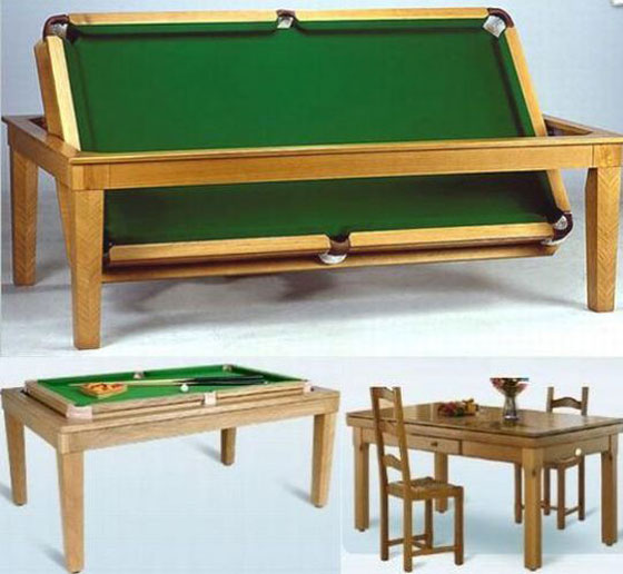 10 cool pool tables for your rec room the northern star for 10 in 1 pool table