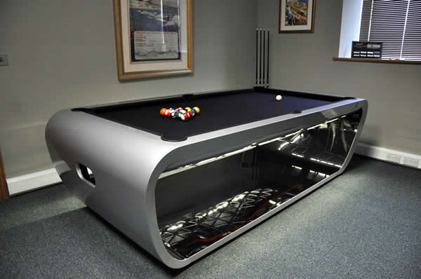 Space Age Pool Table