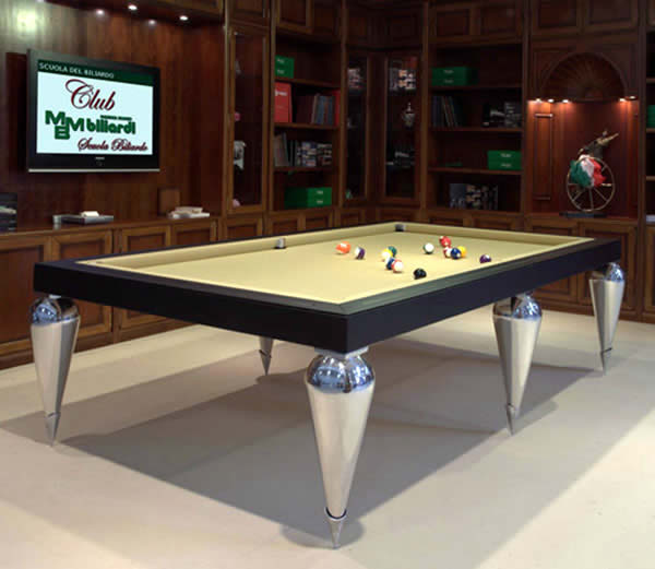 10 cool pool tables for your rec room the northern star for 10 pool table