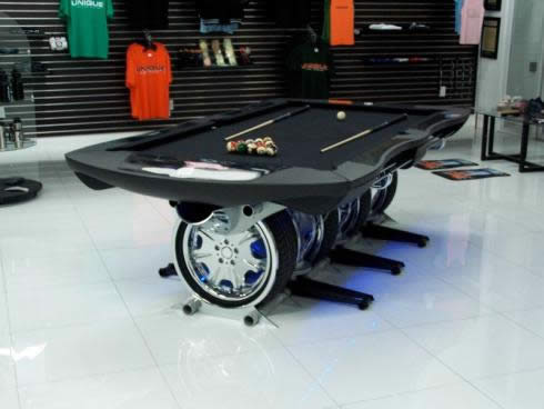 Cool Pool Table 1