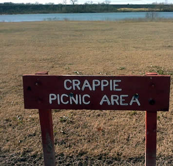 Crappie Sign