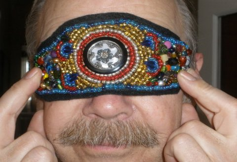 Aging Starlets' Sleep Mask