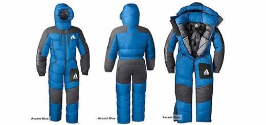 First Ascent Peak XV snow suit