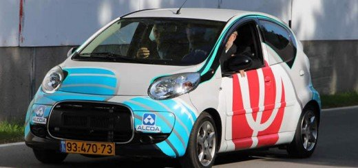 phinergy electric car