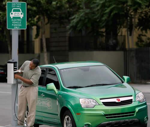 plug-in-hybrid-electric car