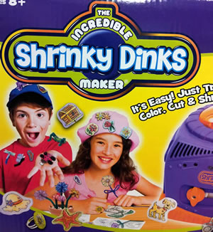 Shrinky Dinks Maker