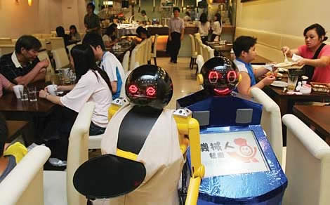 robot kitchen hong kong