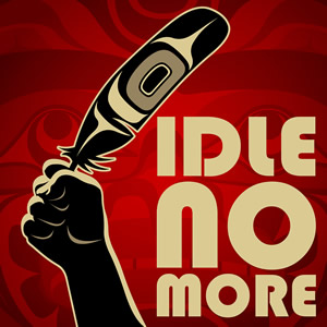 Idle No More, or Idle Once More?
