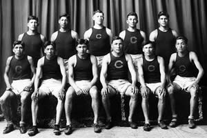Carlisle Indian School Track Team