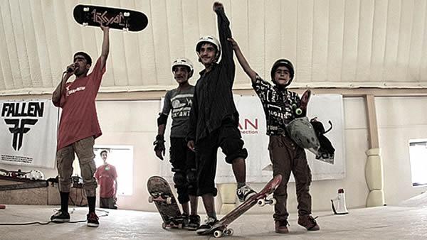 2012 Go Skateboarding Day champion