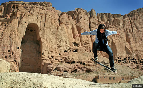 Skateistan | Skateboard NGO for youth in Afghanistan