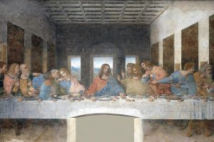True of False? Leonardo da Vinci Used The Same Model For Christ And Judas