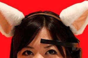 Cat Ears Are Hi-tech Fashion In Japan
