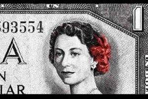 True Or False? Canadian Money Once Had A Demon Hidden In Queen Elizabeth's Hair