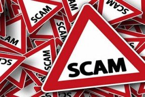 Internet Scam Involving The G Freight Company and David Marvel