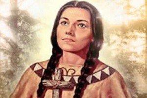 Catholics Make History By Canonizing Female First Nation Saint