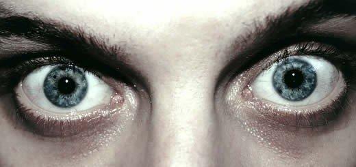 True or False - Scary Eyes