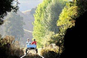 Rail Tour Leads To Forgotten World Adventures