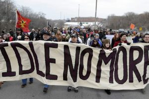 Racism In Canada – Will Idle No More Become Idle Once More?