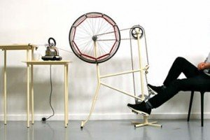 The Un-Knitting Machine | Cycling to Undo What Was Done