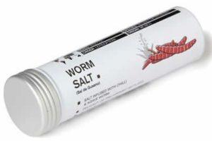 Worm Tequila Salt | Sal de Gusano