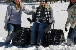 Wheelchair Made For Canadians | TC Mobility Tank Chair