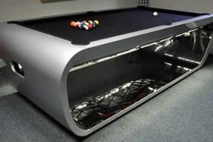 Top 10 Cool and Unusual Pool Tables