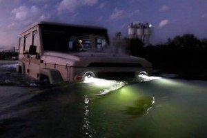 Land Or Sea | Amphicruiser Is True Amphibious 4×4