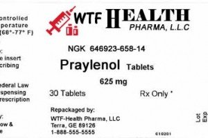 Praylenol | Opiate for the Masses | By Nathan Witkin