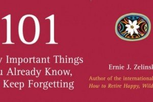 Book Review Of 101 Really Important Things | By Ron Murdock
