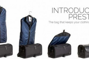 Keep Your Clothing Pressed When Traveling | Preston Garment Bag