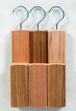 cedar coat hangers