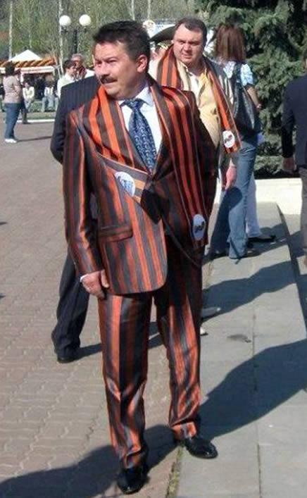 Funny Dressed Men 24