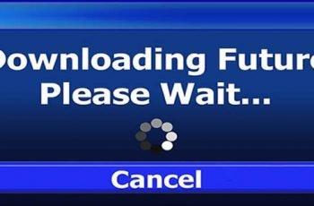 Downloading Future - Please Wait