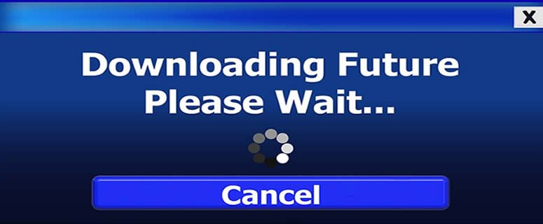 Downloading Future - Please Wait