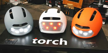 TORCH APPAREL Bike Helmet