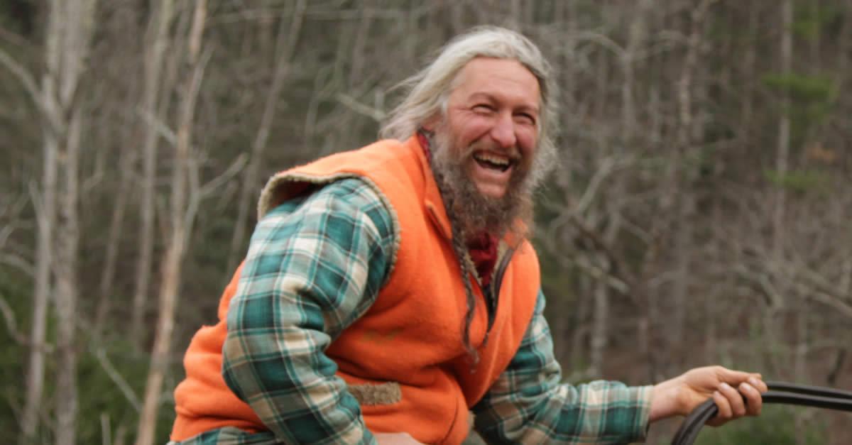 Eustace Conway Mountain Man 2