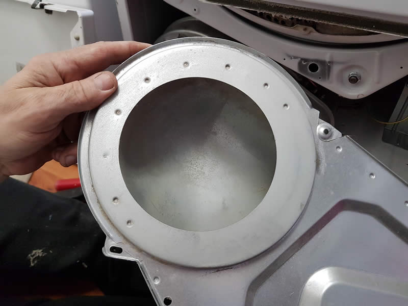 Cleaning Dryer Lint System 012