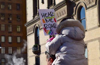 Peaceful Way To Change World - Hear Me Roar