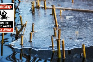 Are Curiosity, Thinking And Silence On Thin Ice? By Ron Murdock