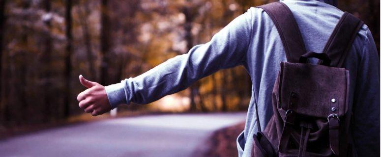 Hitchhiking In British Columbia