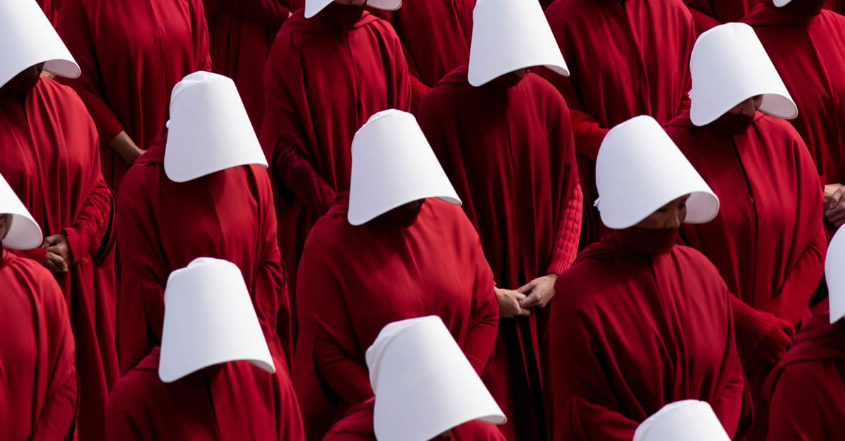 The Handmaid's Tale - Book Review 3