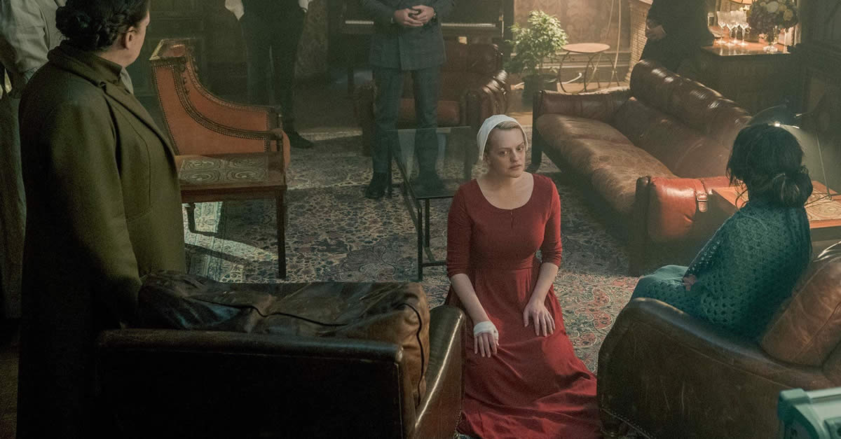 The Handmaid's Tale Part 4